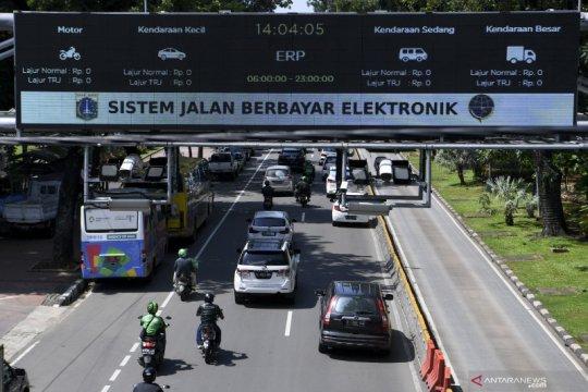 Jakarta kemarin, penerapan ERP hingga tilang sepeda