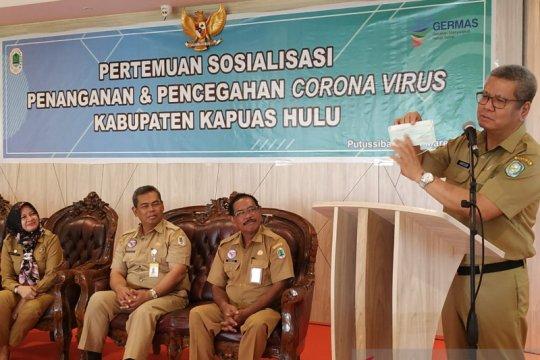 Tiga warga Kalbar terindikasi COVID-19 masuk kategori dalam pengawasan
