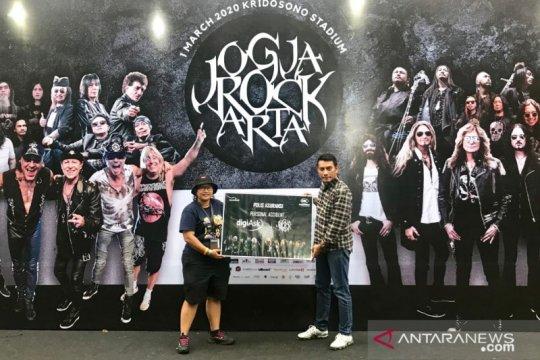 Acara musik JogjaROCKarta, Askrindo beri proteksi hingga Rp408 miliar