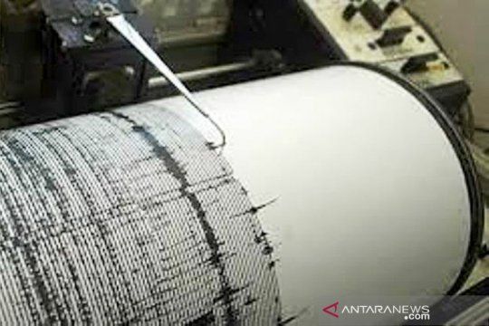 Gempa tektonik M5.1 di selatan Garut tidak berpotensi tsunami