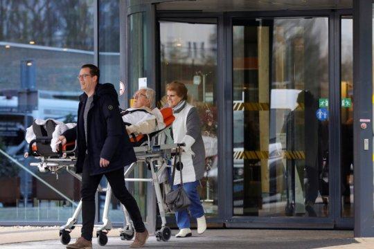 Perawat jadi penerima vaksin COVID-19 pertama di Belanda