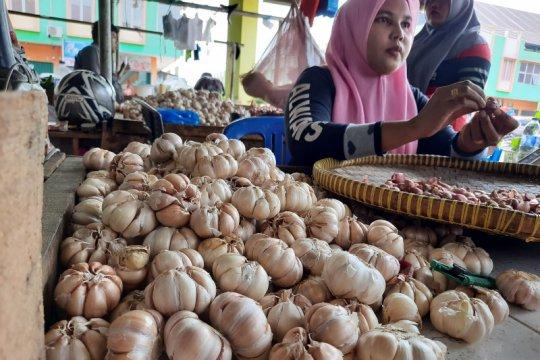 Bawang putih impor masuk Kabareskrimoptimistis harga berangsur turun