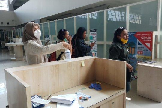 "Bandara Juanda sediakan ""hand sanitizer"" untuk penumpang"