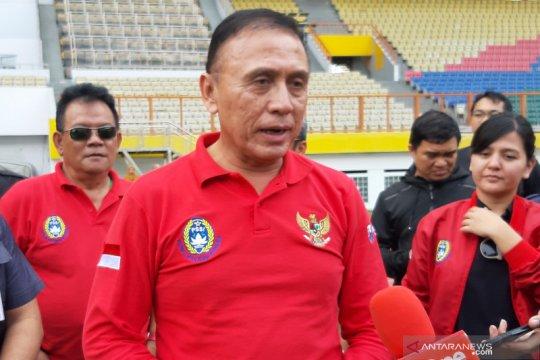 PSSI: stadion di Bekasi untuk Piala Dunia U-20 kurang lapangan latihan