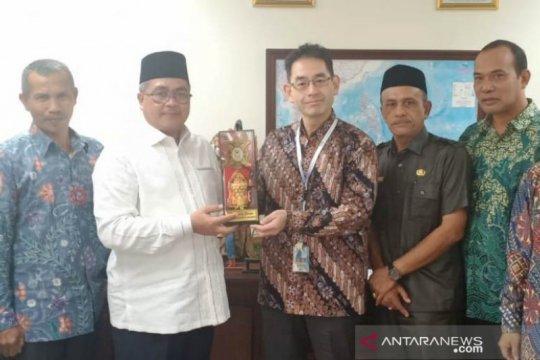 Aceh Barat jajaki kerja sama wisata dan perikanan dengan Jepang
