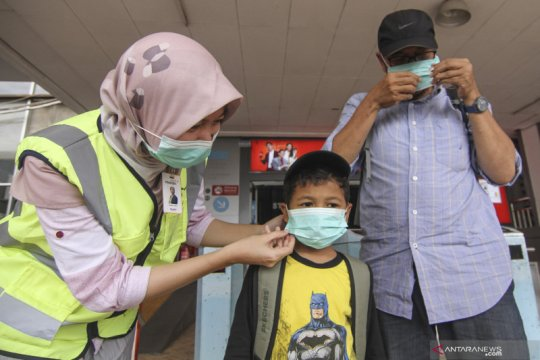 Erick Thohir pastikan ketersediaan 4,7 juta masker dalam waktu dekat
