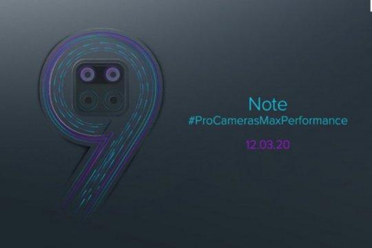 Redmi Note 9 bakal meluncur pekan depan