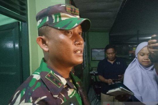 Seluruh pos TNI di daerah rawan siaga satu