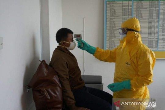Aktivitas penerbangan di Bandara Lombok normal terkait virus corona