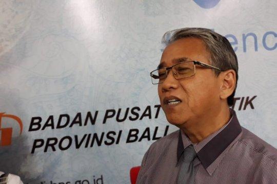 BPS : tingkat penghunian kamar hotel berbintang di Bali menurun