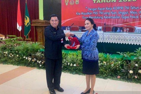 Raker Korpri TNI, Kemhan bahas kebutuhan dan kelengkapan personel