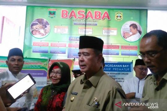 Wagub: Layanan pasien diduga corona diarahkan ke RSUP M. Jamil Padang