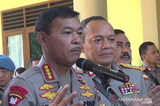 14 bintara Polri difabel mendapat promosi menjadi perwira