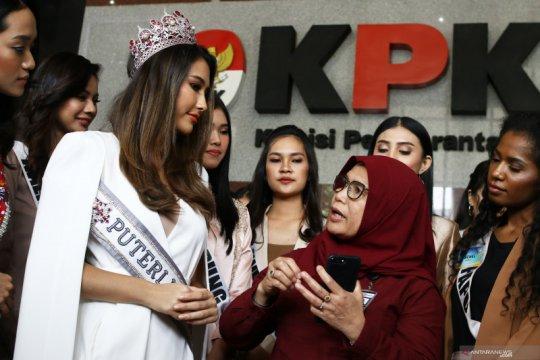 Lili Pintauli minta perempuan Indonesia jadi agen berantas korupsi