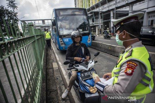 Siap-siap, kendaraan tunggak pajak dua tahun, dilarang operasi