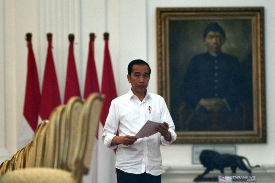 Jokowi teken Perpres Pembiayaan Infrastruktur melalui kelola terbatas