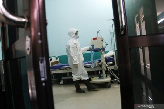 RSUD Dumai isolasi satu pasien terduga terjangkit  COVID-19