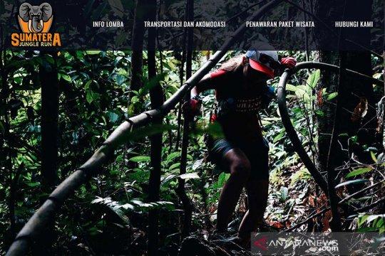 """Panitia """"Sumatera Jungle Run"""" diminta Dinkes antisipasi COVID-19"""