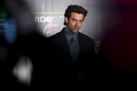 Bintang Bollywood Hrithik Roshan siap rambah Hollywood