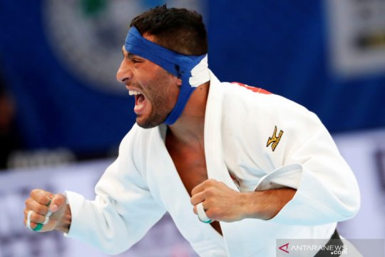 Judoka kelahiran Iran Mollaei diizinkan membela Mongolia