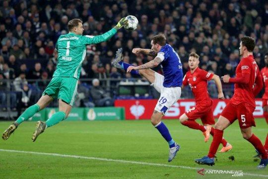 Piala Jerman: Gol tunggal Joshua Kimmich bawa Bayern Munich melaju ke semifinal
