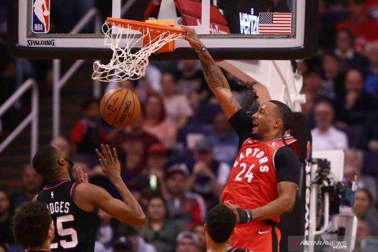 NBA: Toronto Raptors menang 123-114 atas Phoenix Suns
