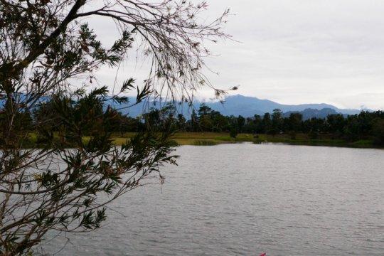 """Menikmati """"hidup santai"""" di Hutan Kota Taitung"""