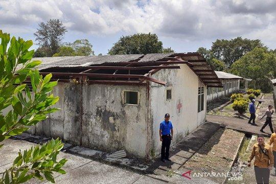 Sejarah bekas kamp Vietnam, lokasi rumah sakit pasien Covid-19