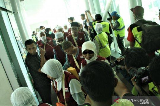 KBRI Amman pastikan kepulangan 285 jemaah umrah Indonesia