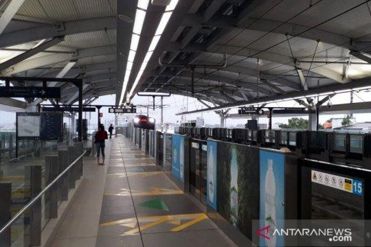 Cegah corona, MRT Jakarta mulai periksa suhu penumpang