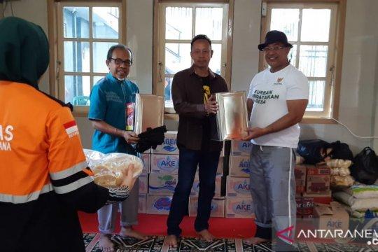 Banjir bandang terjang Bolaang Mongondow Raya, Baznas berikan bantuan