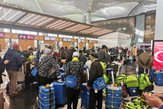 KJRI Istanbul bantu pulangkan 769 WNI terdampak kebijakan umrah Saudi