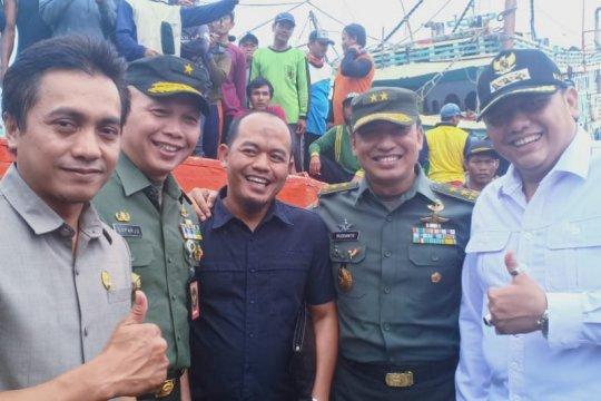 Jaga kedaulatan RI, 900 nelayan pantura berangkat ke Perairan Natuna