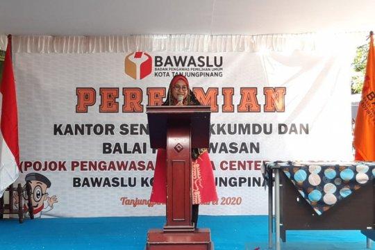 Bawaslu RI puji kreativitas Bawaslu Tanjungpinang