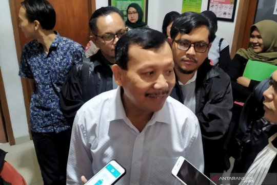 Sidang pembelaan kasus Meikarta, Iwa Karniwa minta dibebaskan