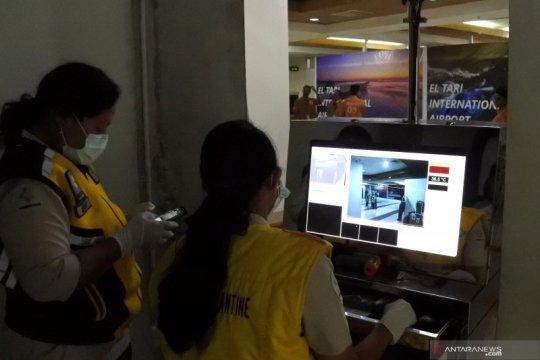 """""""Thermal scanner"""" di terminal kedatangan domestik ditambah KKP"""