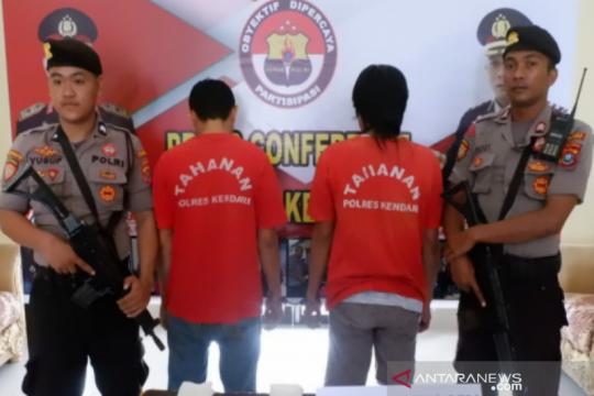 Sel tahanan Polres Kendari kewalahan tampung tersangka