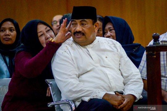 KPK limpahkan perkara Abdul Rozaq Muslim ke Pengadilan Tipikor Bandung