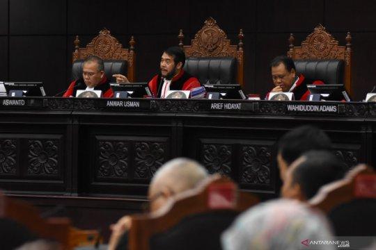 MK tiadakan sidang sampai 31 Maret 2020