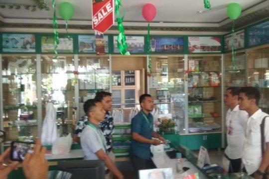 Polda Sumbar sidak apotek di Padang