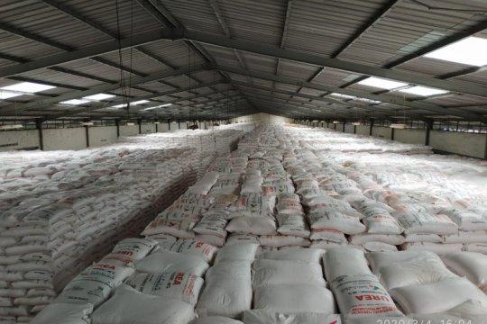Dinas Tanaman Pangan Sumut  jamin penyaluran pupuk bersubsidi lancar
