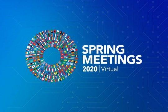 IMF, Bank Dunia uji kemampuan kerja jarak jauh jelang rapat virtual