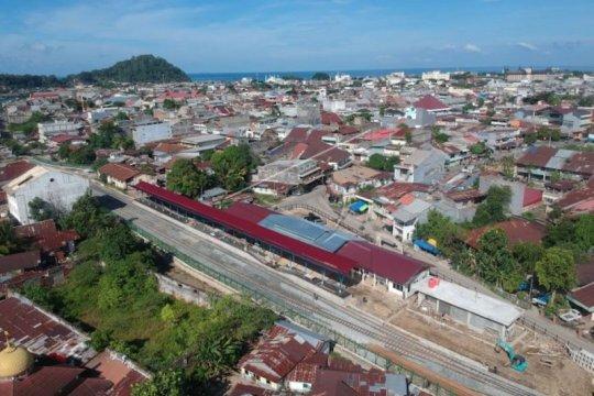 KAI  Sumbar reaktivasi Stasiun Pulau Air Padang
