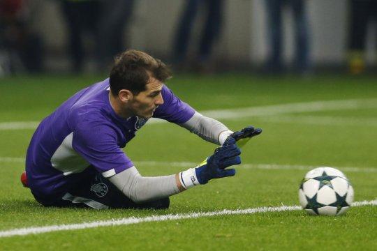 Portugal selidiki pencucian uang sepak bola, rumah Casillas digeledah