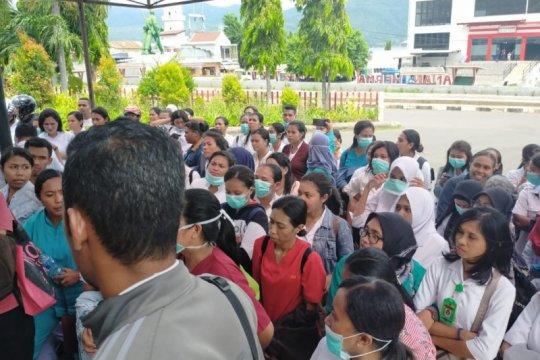 Layanan kesehatan di RSUD Larantuka kembali normal