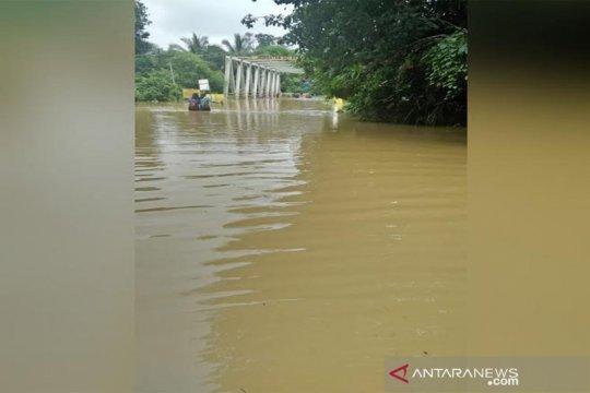 Sejumlah desa  pedalaman Barito Utara dilanda banjir bandang