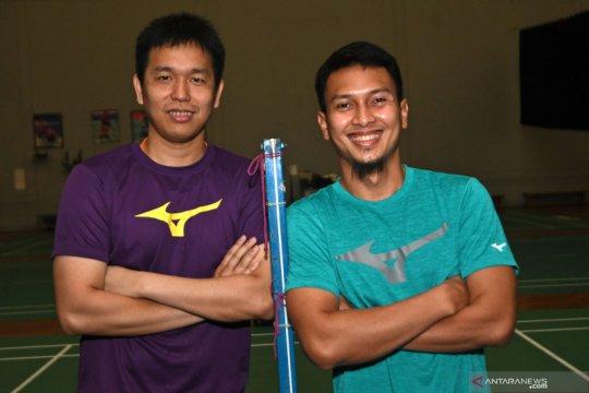 Hendra/Ahsan dinobatkan sebagai atlet terbaik SIWO PWI Pusat