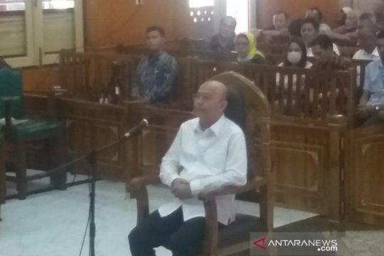 Pengadilan Tipikor adili Wali Kota Medan nonaktif Dzulmi Eldin