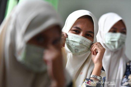 Siapkan 100 ribu masker, RNI: Stok masker aman untuk kebutuhan darurat