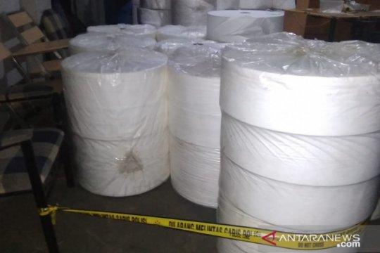 Pemilik pabrik masker ilegal miliki 1 pabrik lagi di Tangsel